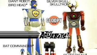The Aquabats Official Giant Robot Birdhead Toy commerical
