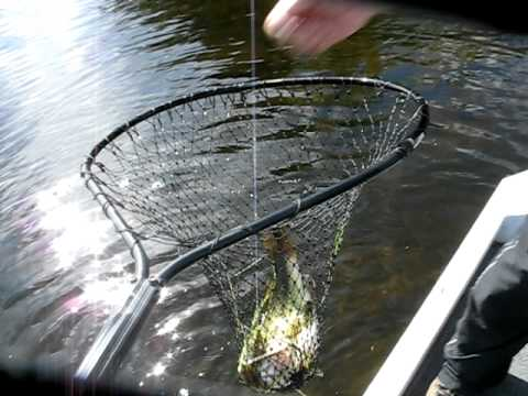 Bass Fishing Maine Sept 2011 – Great Moose Pond