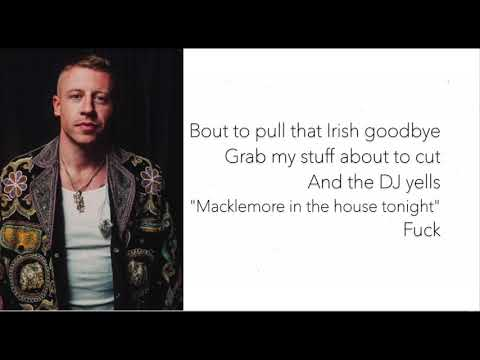 I Don't Belong In This Club - Why Don't We & Macklemore Lyrics - Music Tube Pro Lyrics