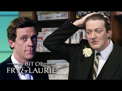 Just A Little Bit of Fry and Laurie | BBC Comedy Greats