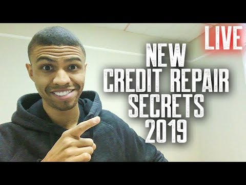 NEW CREDIT REPAIR SECRETS 2019 || INQUIRY REMOVAL 2019 || ULTRAFICO 2019