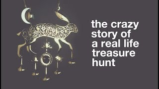 The Crazy Story Of A Real Life Treasure Hunt - Video Youtube