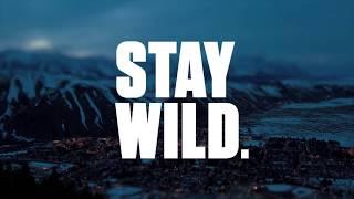 Jackson Hole Winter 2017-18 : Stay Wild