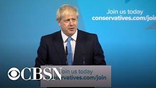 Boris Johnson to be UK's new prime minister