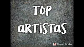 Top artistas #1