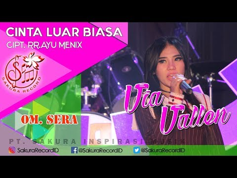 Via Vallen Cinta Luar Biasa Omsera Official Music Video