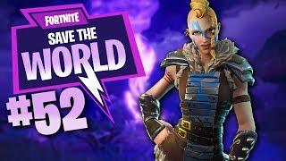 "NEW! ""THORA"" Hero - Fortnite Save The World - (Fortnite PVE)"