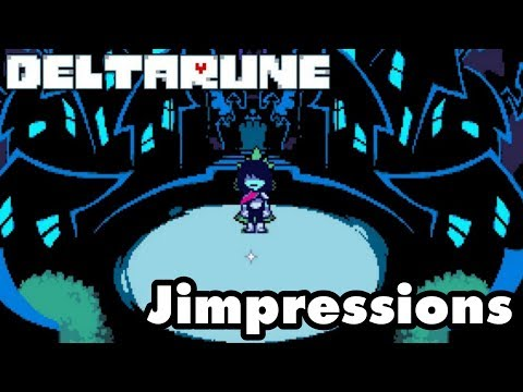Delta Rune – Tales From The Undertale (Jimpressions) video thumbnail