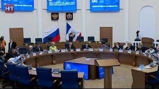 Сегодня прошло очередное заседание Правительства области