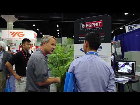 ESPRIT at Westec 2017