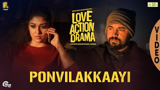 Ponvilakkaayi - Official Video Song