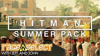 Hitman: Summer Pack - The Dojo (Let's Play)