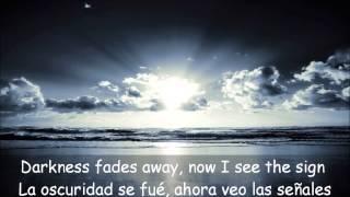 The Sign - Divine Fire. Subtítulos en inglés y español
