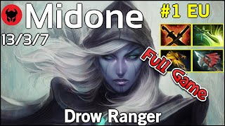 Dota 1 Gameplay Drow Ranger ฟร ว ด โอออนไลน ด ท ว ออนไลน