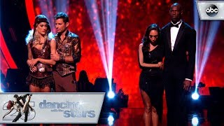 Elimination - A Night At The Movies - Dancing with the Stars