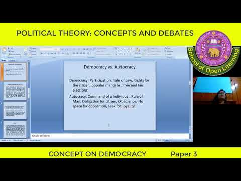 POLITICAL THEORY: CONCEPT AND DEBATES By - SHAKTI