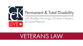 Permanent and Total Disability (P&T)