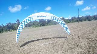 FPV time Primer vuelo con gates y obstaculos First fligh with gates and flags