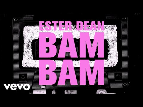 Bam Bam Lyric Video