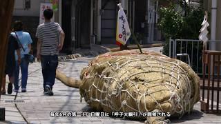 【YouTube:SDM】呼子の大綱引き【4K映像】