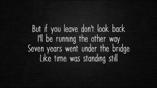 Gambar cover OMD - If You Leave (Lyrics)