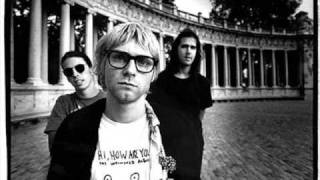 Kurt Cobain Where did you sleep last night (solo acoustic)
