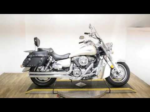 2005 Kawasaki Vulcan® 1600 Classic in Wauconda, Illinois - Video 1