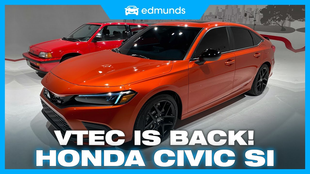 3ymuGy99Upg - 2022 Honda Civic Si First Look | A JDM Tuner for a New Generation | Price, HP, Features & More