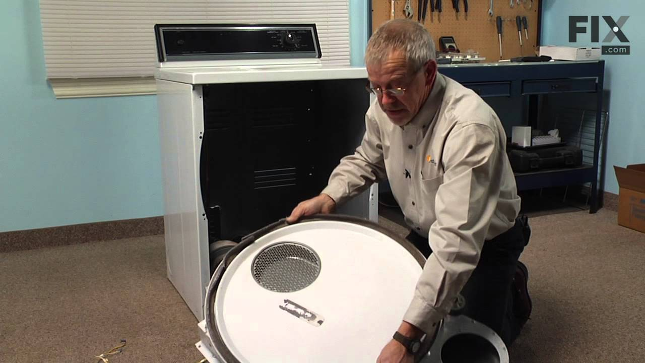 Replacing your Maytag Dryer Front or Rear Drum Felt Seal