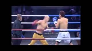 The Most Brutal Yi Long Fight: Yi Long vs Yuichiro Nagashima(video 2)