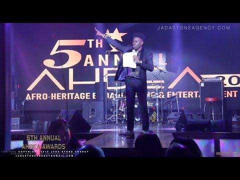 Kenny Blaq - NIGERIAN Comedian IN USA!