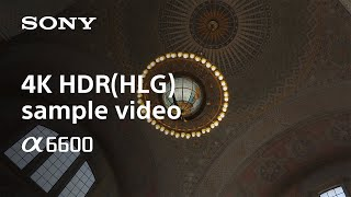 YouTube Video 3ypGuk6JC6M for Product Sony A6600 (ILCE-6600) APS-C Mirrorless Camera by Company Sony Electronics in Industry Cameras