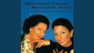 """Video thumbnail of """"Montserrat Caballé - Leise rieselt der Schnee"""""""
