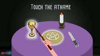 Altar Blessing Ritual and Prayer (Easy Pagan/Wiccan Spell)