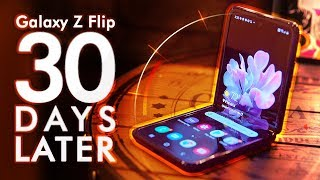 Samsung Galaxy Z Flip Review: 30 Days Later!