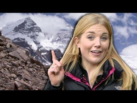 Je Mount Everest nejvyšší horou?