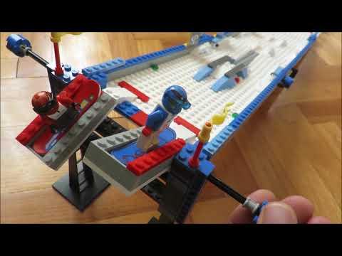 Lego 3538 snowboard set