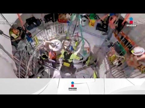 Amazon construye un reloj milenario | Noticias con Yuriria Sierra
