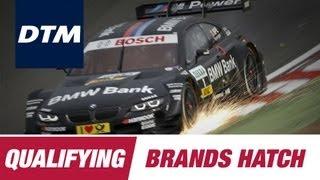DTM - BrandsHatch2013 Qualifying Full Session