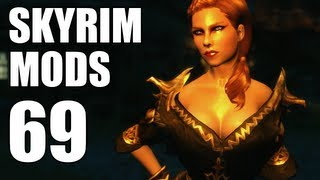 Skyrim Mods - Week #14: Pushup Bikini, Sexy Glass Armor, Review