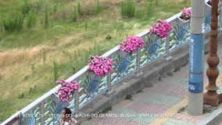 HD Yeong-do and Achi-do Islands, Busan - Early Morning Sunrise - Just Korea TV