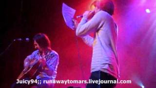 The All-American Rejects - Womanizer [Paris, FR - Jun 21, 2009]