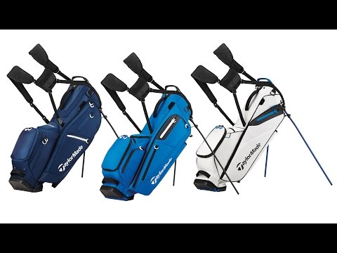 Golf Spotlight 2017 - TaylorMade FlexTech Bags