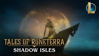 What will the Black Mist of the Shadow Isles conquer next? Play now at https://playruneterra.com  A Buhru priestess and her acolyte son brave the perils of the Black Mist, to renew the magical wards surrounding the Shadow Isles… but come face to face with a truly enduring foe.  Cast: Thresh, The Chain Warden  TRY TO ESCAPE THE SHADOW ISLES Play as Thresh in Legends of Runeterra: https://playruneterra.com/en-us/ Learn about the past and present of the Shadow Isles: https://universe.leagueoflegends.com/en_US/region/shadow-isles/ Discover the world of Runeterra: https://map.leagueoflegends.com/en_US