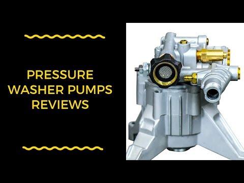 3 Best Pressure Washer Pumps To Buy 2019 - Pressure Washer Pumps Reviews
