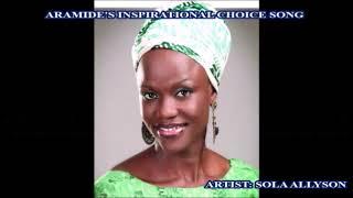 Shola Allyson - 'EBE' (Lyrics)