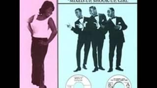 Patty & the Emblems - Mixed Up Shook Up Girl