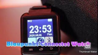 Connected watch (Smartwatch) Blaupunkt