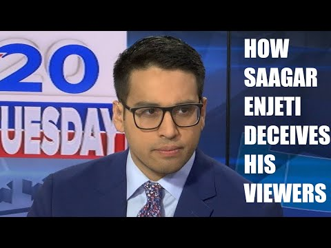 How The Hill's Saagar Enjeti Deceives His Viewers