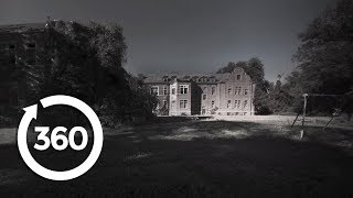 Tour The Haunted Grounds Of Pennhurst Asylum - What Will You See? (360 Video)
